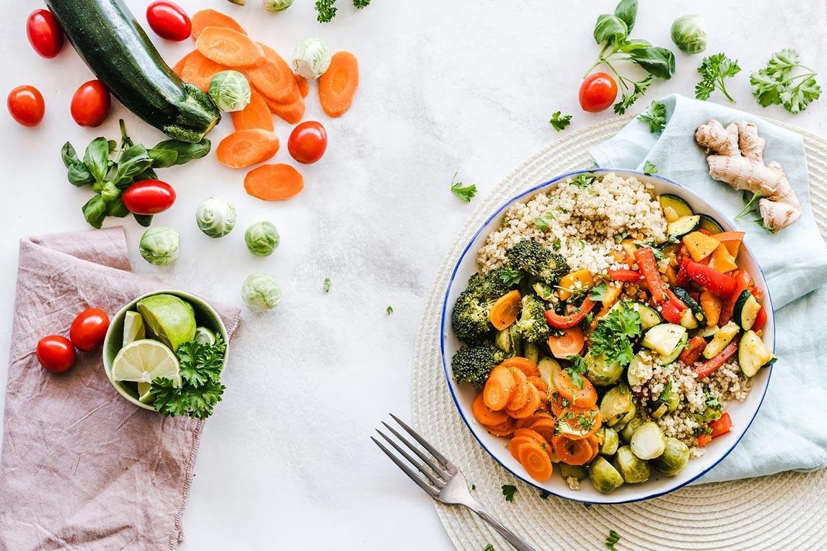 Jedite zdravu hranu